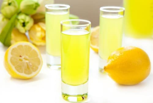 Cooking with Limoncello Liqueur