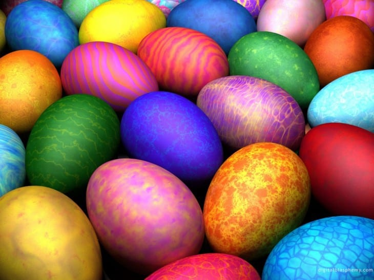 Images of Hard Boiled Eggs For Easter Eggs - The Miracle of Easter