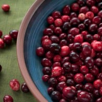 8 Ways with Oregon's Cranberry Crop