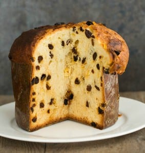 Italy: Panettone is NOT Fruitcake