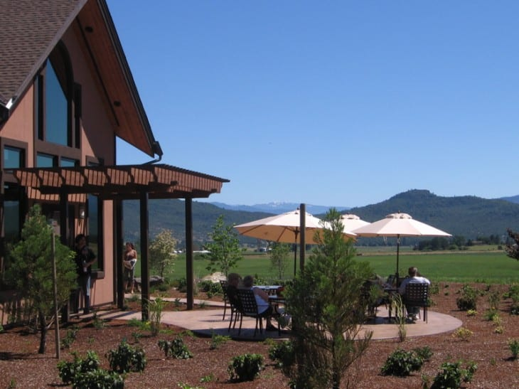 southern oregon wine tours