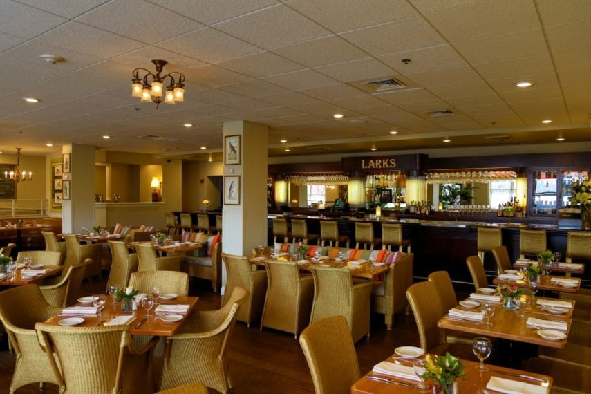 Larks Home Kitchen Cuisine Restaurant Interior