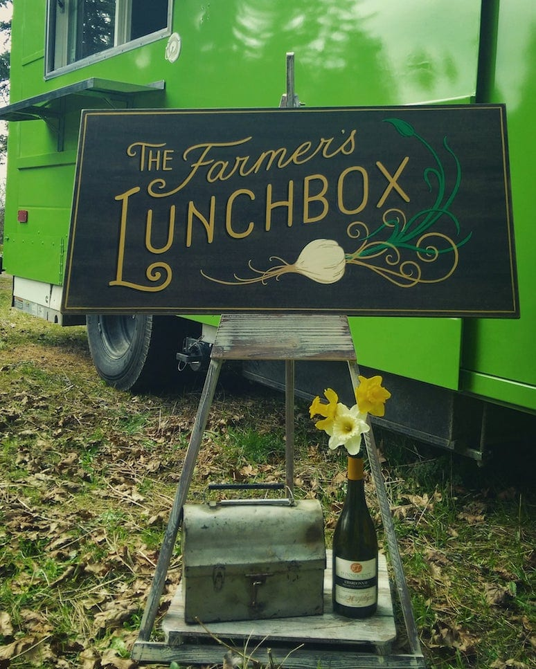 the farmers lunchbox