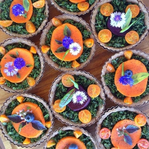 Rogue Traders Foods Savory Tartlet