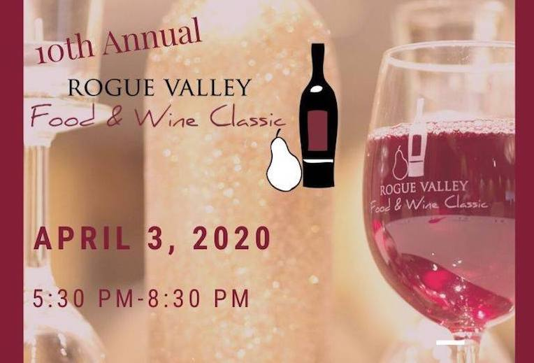 rogue valley food wine classic event