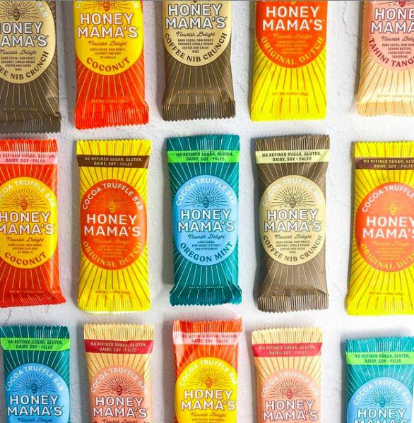 Honey Mamas Single Serve Truffle Bars