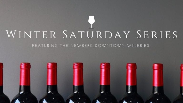 Newberg Downtown Wineries Winter Saturday Session with Carlton Cellars 1 768x432
