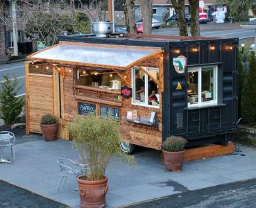photo of planted pdx vegan food cart in portland