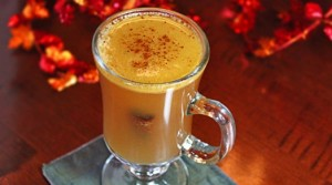 Hot Buttered Bourbon and Cider